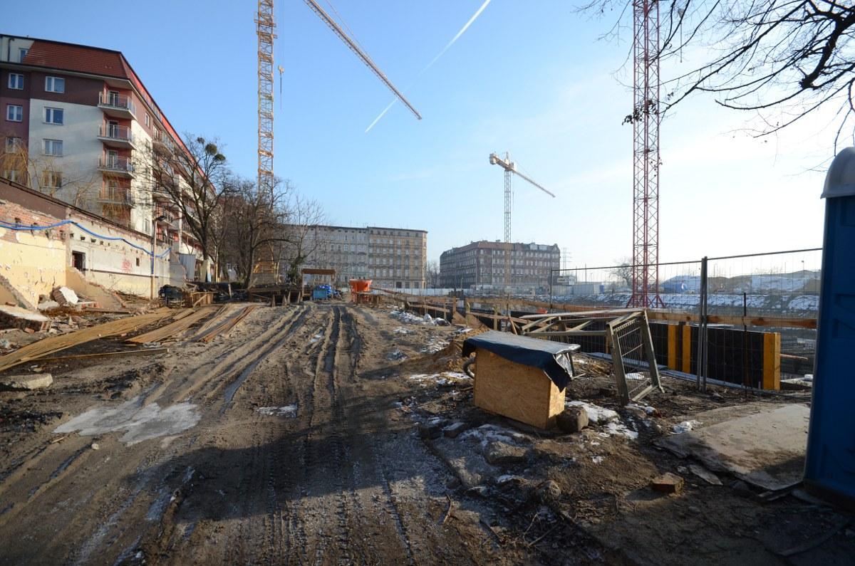 śródmieście Wrocławia