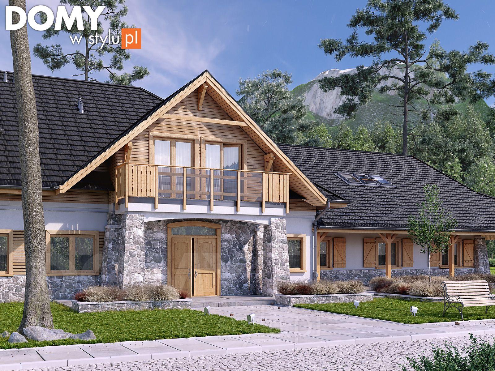 Jaki projekt domu z poddaszem wybrać?